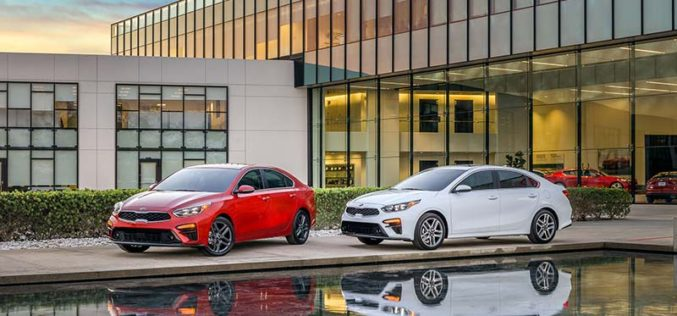 All-New 2019 Kia Forte Makes World Debut in Detroit