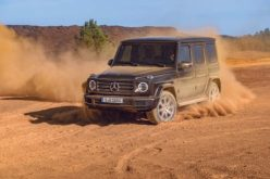Mercedes-Benz Introduces the All-New G-Class