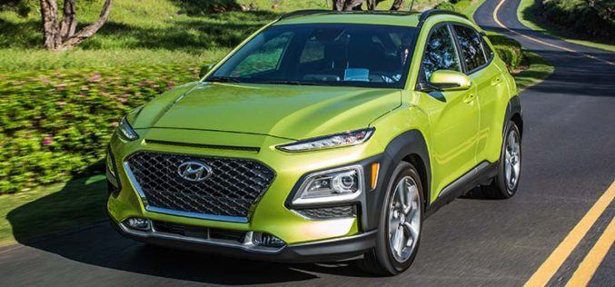 Hyundai Debuts All-new Kona Compact SUV for Canadian Market