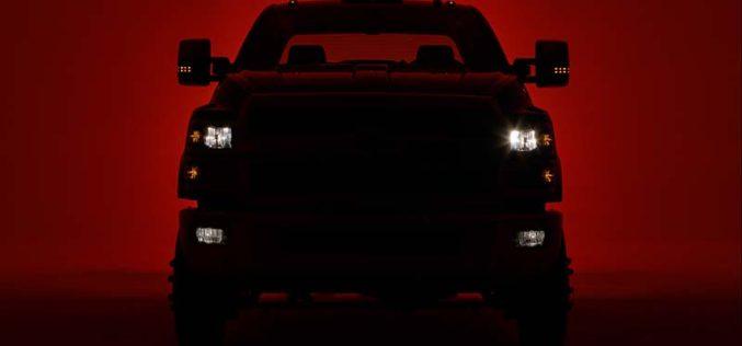 Chevrolet Announces 4500HD and 5500HD Medium Duty Trucks