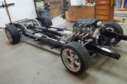 Canadian Hot Rod Inc. Announces Redi-To-Run Road Hugger Chassis