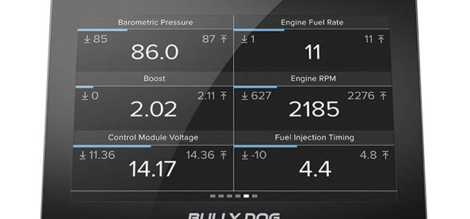 Bully Dog GTX Performance Programmer (Gas & Diesel)