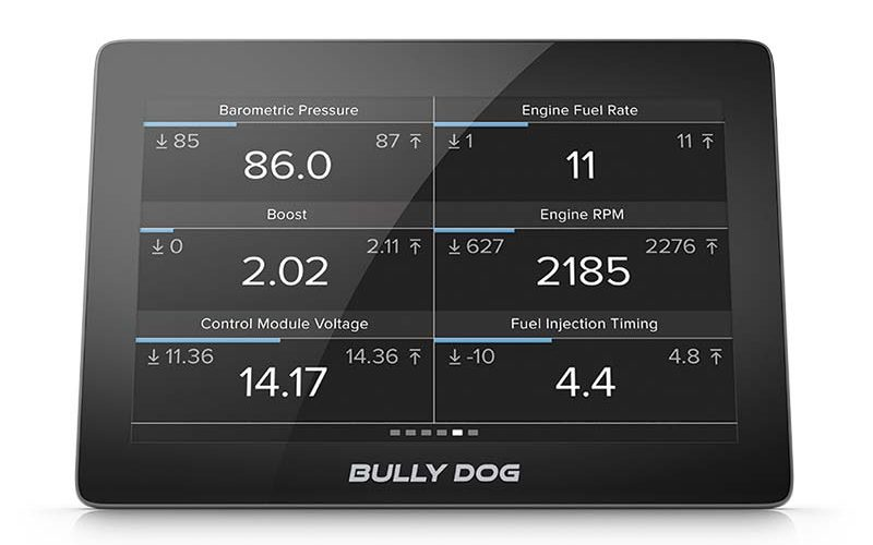 Bully Dog GTX Performance Programmer (Gas & Diesel)