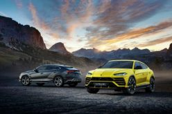 Lamborghini Debuts First SUV for the First Time on North American Soil