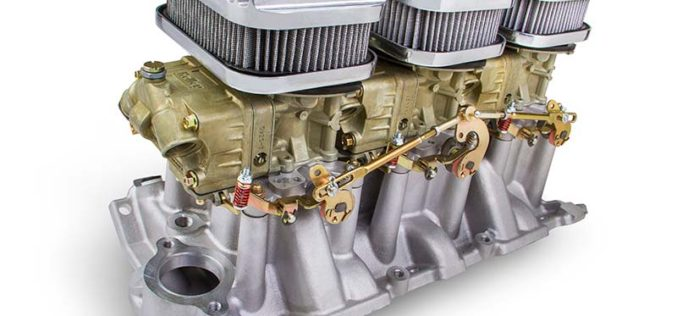 Holley Tri-Power Systems for Small-Block Chevy