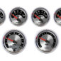 American Muscle Gauges from Auto Meter Provide Classic Look