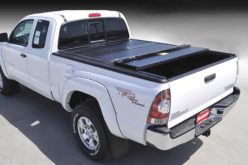 Cap-it F-Type – Folding Tonneau Cover