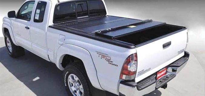 Cap-it F-Type – Folding Tonneau Cover