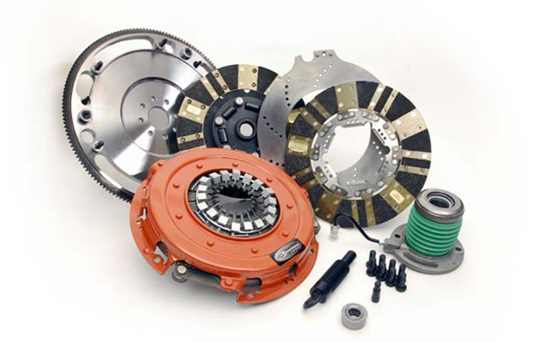 Centerforce's DYAD DS Multi-Disc Clutch for 2009-2014 Shelby GT500