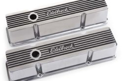 Elite II Series Valve Covers Available for Popular Chevy, Chrysler and Ford Applications from Edelbrock