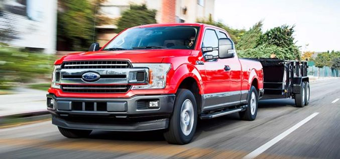 The Diesel Powered 2018 Ford F-150 is Almost Here!