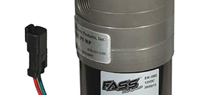 FASS FA Series Adjustable Fuel Pumps