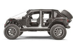 Fab Fours Jeep Tube Doors