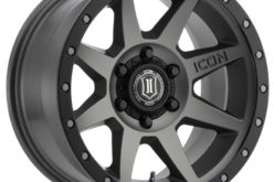 ICON Alloys Rebound Wheel