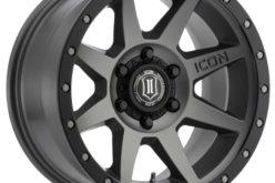 ICON Alloys Rebound Wheel