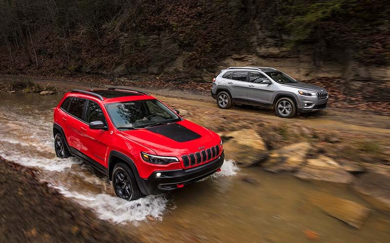 Jeep Reveals the All-New 2019 Jeep Cherokee Mid-Size SUV