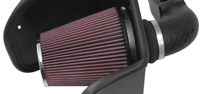 K&N AirCharger Air Intake System for GM 2.8L Duramax