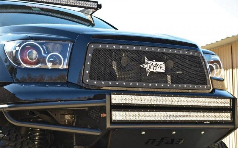 N-Fab Wire Mesh Grille