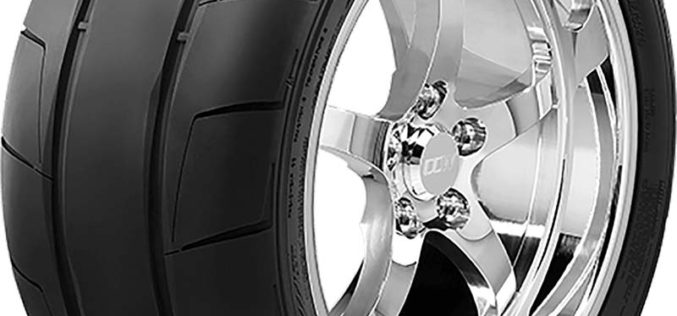 Nitto NT05R Competition Drag Race Tire