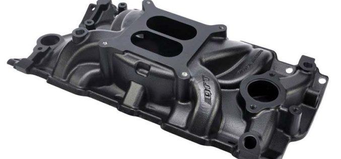 Quick Fuel Technology's Black Diamond Intake Manifold