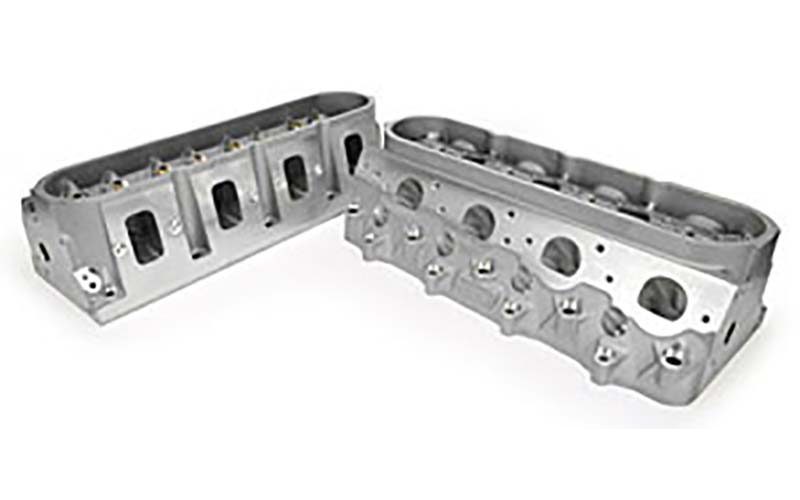 Racing Head Service (RHS) Pro Elite LS7 P-Port Cylinder Heads