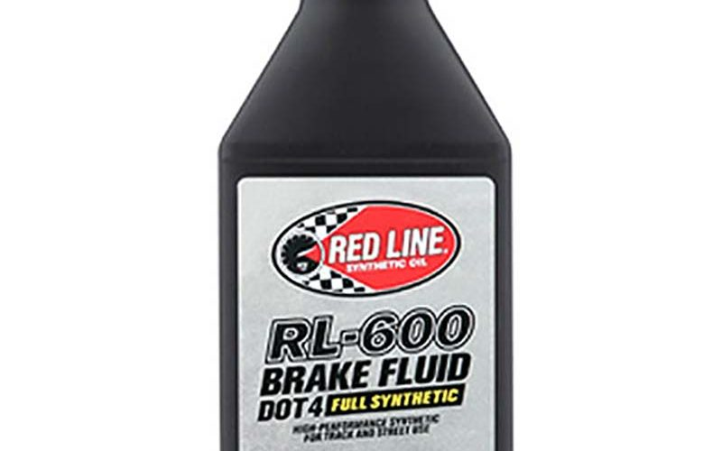 High Performance Brake Fluid from Red Line Oil