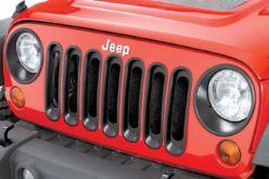 Rugged Ridge Jeep Wrangler JK Grille Inserts