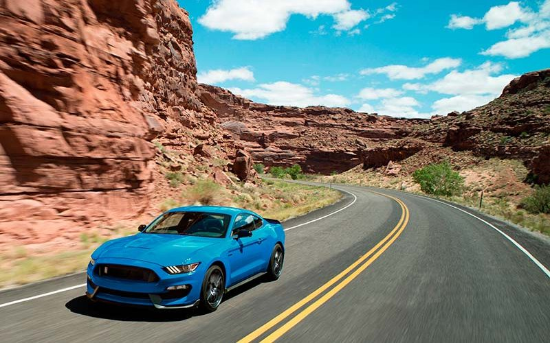 Ford Teases the Upcoming Mustang Shelby GT500