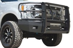 Steelcraft HD Elevation Front Bumper