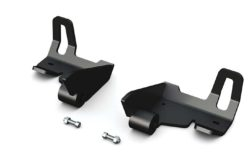 TeraFlex JK Falcon Bolt-On Rear Shock Skid Plate Kit
