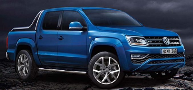 Volkswagen Reportedly Files U.S. Trademark for Amarok Name