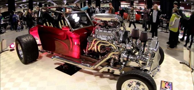 World of Wheels Putting on Three Great Shows in 2018