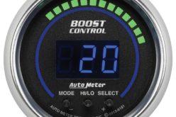 Auto Meter Boost Controller Gauge