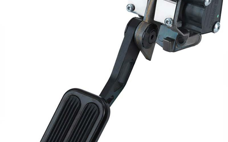 Lokar Drive-By-Wire Electronic Throttle Control Pedal Assembly