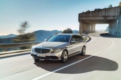 Mercedes-Benz Updates Top-Selling C-Class for 2019