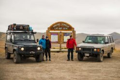 Feature: Land Rovers & Tuktoyaktuk