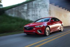 2018 Buick Regal GS Makes Canadian Debut