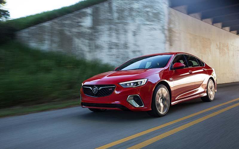 2018 Buick Regal GS Makes Canadian Debut
