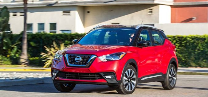 Nissan Adds Kicks Compact Crossover to Already Extensive SUV/CUV Lineup