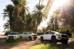 Next Generation 2019 Toyota TRD Pro Off-Road Models Unveiled in Chicago