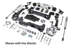 BDS 4-In. Lift Kits for Ram Rebel