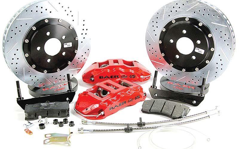 Baer 15-In. Rear Extreme+ Brake System