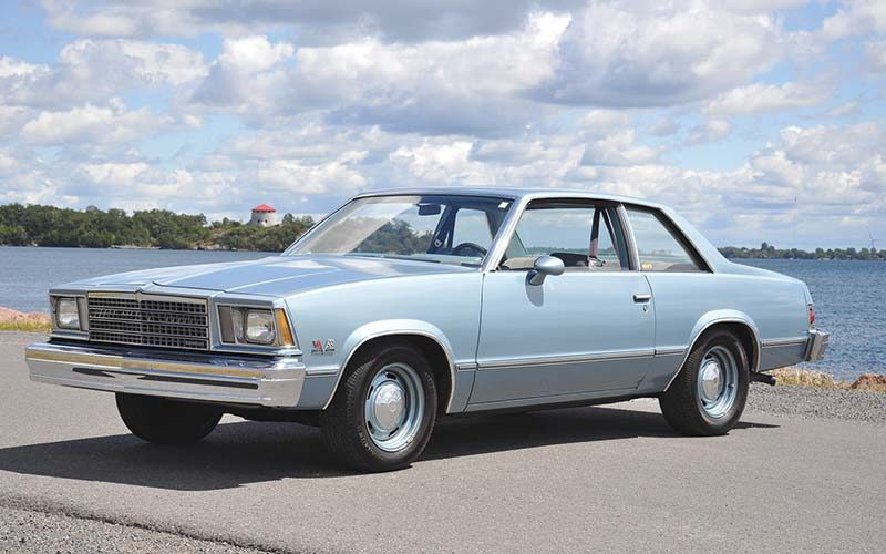 Readers Rides: 1979 Chevrolet Malibu