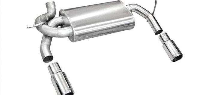Corsa 2.5-Inch Axle-Back Exhaust System