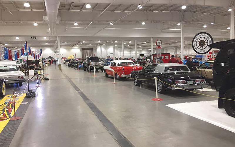Events: Draggins 58th Annual Car Show