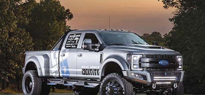 Road Armor Introduces the Identity Series Headache Racks, Step Rails and Bumpers