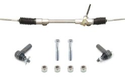Helix Mustang II Manual Steering Rack-and-Pinion