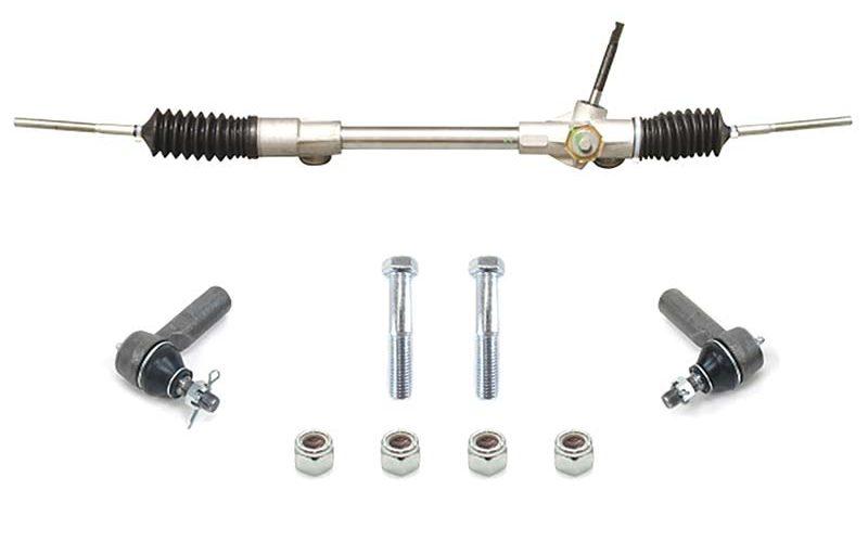Helix Mustang II Manual Steering Rack-and-Pinion