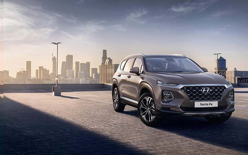 Hyundai Releases Images of All-New Santa Fe Ahead of World Premiere