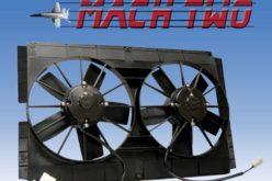 Maradyne  MM22KS – Mach Two – Dual 11-in. Fans